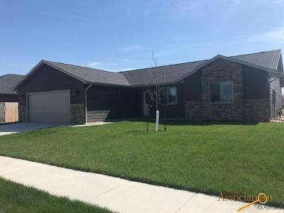 Rapid City Single Family Home U/C Contingency: 3014 Olive Grove Ct