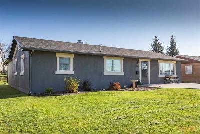 Rapid City Single Family Home U/C Contingency: 506 E Oakland