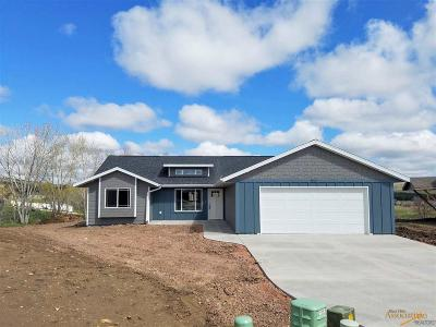Rapid City Single Family Home For Sale: 4015 Kyle