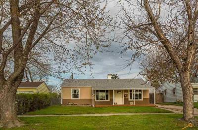 Rapid City Single Family Home U/C Contingency: 2113 Ivy Ave