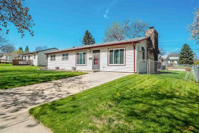 Rapid City Single Family Home U/C Contingency: 3419 Maple Ave