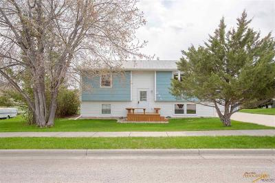 Rapid City Single Family Home For Sale: 295 Bengal Dr