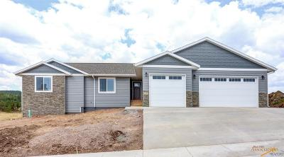 Rapid City Single Family Home For Sale: 5538 Bethpage Dr