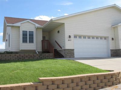 Rapid City Condo/Townhouse U/C Contingency: 853 Auburn Drive