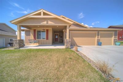 Rapid City Single Family Home For Sale: 3129 Eunice Dr