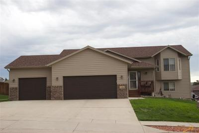 Rapid City Single Family Home For Sale: 1020 Sagewood