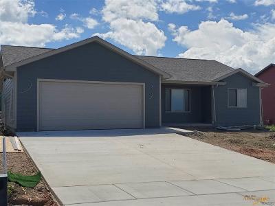 Single Family Home For Sale: 1223 Kodiak Drive