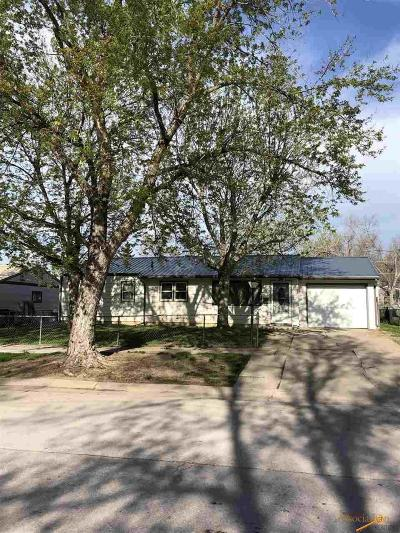 Rapid City Single Family Home For Sale: 3322 Grandview Dr