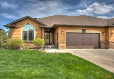 Rapid City Condo/Townhouse For Sale: 6832 Muirfield Dr