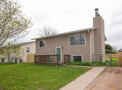 Rapid City Single Family Home For Sale: 617 Seahawk