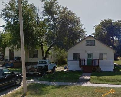 Rapid City Single Family Home U/C Contingency: 3 E Kansas City