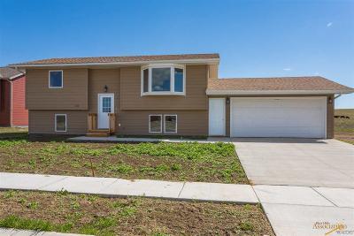 Box Elder SD Single Family Home For Sale: $219,900
