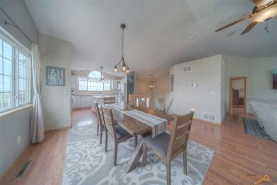 Single Family Home For Sale: 3741 City View Dr