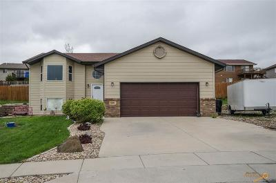 Rapid City Single Family Home For Sale: 936 Crimson Ct