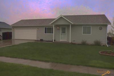 Rapid City Single Family Home For Sale: 1390 Carl Ave