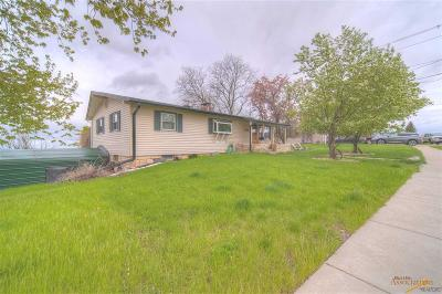 Single Family Home For Sale: 2702 Grandview Dr