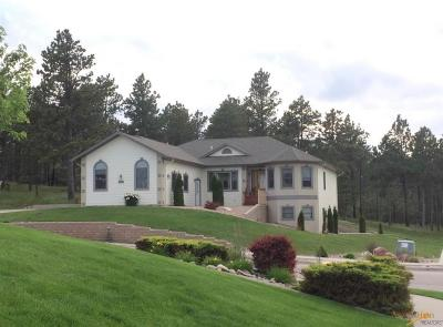 Rapid City Single Family Home For Sale: 6935 Prestwick Rd