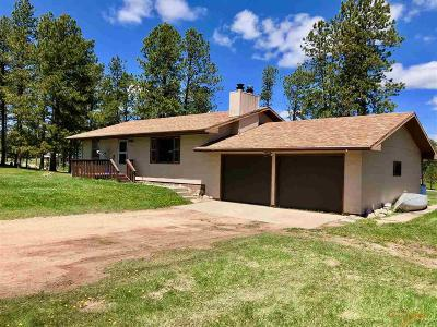 Single Family Home For Sale: 12250 Sunset Ln