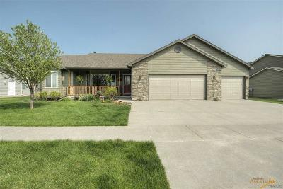 Rapid City Single Family Home For Sale: 6730 Cog Hill Ln