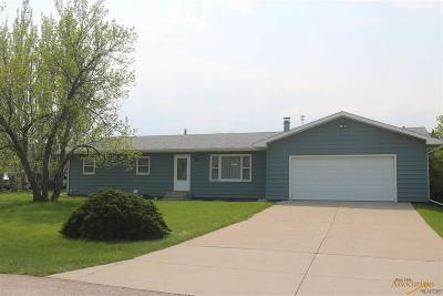 Sturgis Single Family Home For Sale: 1715 Meadowlark Dr