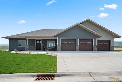 Spearfish Single Family Home For Sale: 2133