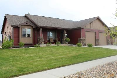 Rapid City Single Family Home For Sale: 3125 Eunice Dr