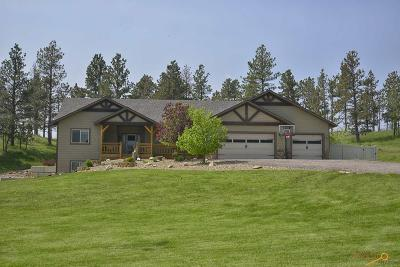 Piedmont Single Family Home For Sale: 13577 Frontier Loop