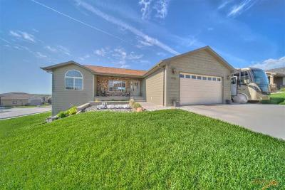 Rapid City Single Family Home For Sale: 3225 Eunice Dr