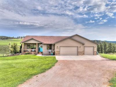 Rapid City Single Family Home For Sale: 22644 Hazel Ln
