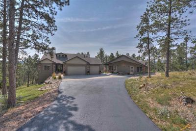 Rapid City Single Family Home For Sale: 23440 Dry Sage Ln