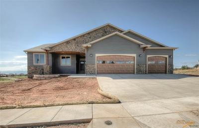 Rapid City Single Family Home For Sale: 4601 Targhee Dr
