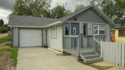 Rapid City Single Family Home For Sale: 1603 6th St