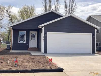 Rapid City Single Family Home For Sale: B2l41 Hutt Ct