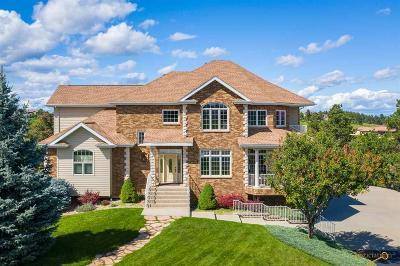 Rapid City Single Family Home For Sale: 6668 Berwick Ct