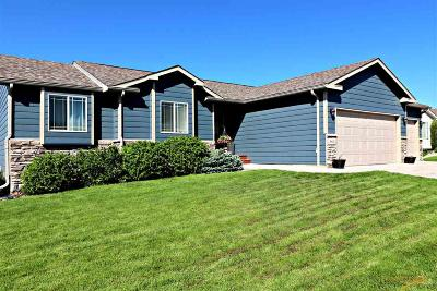 Rapid City Single Family Home For Sale: 6821 Riviera Ct