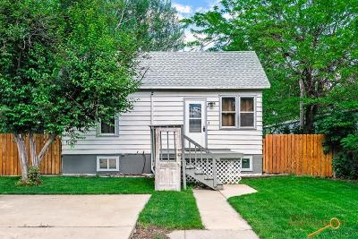 Spearfish, Deadwood/central City, Deadwood, Strugis, Whitewood, Belle Fourche, Spearfish Canyon Single Family Home For Sale: 405 2nd Ave