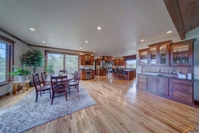 Spearfish, Deadwood/central City, Deadwood, Strugis, Whitewood, Belle Fourche, Spearfish Canyon Single Family Home For Sale: 2430 Woodland Loop