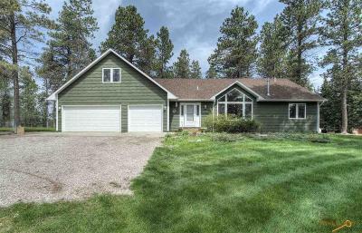 Rapid City, Hermosa, Box Elder, Black Hawk, Rapid Valley, Summerset, Piedmont, Piedmont Valley Single Family Home For Sale: 22916 Rimrock Ct