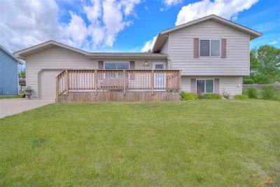 Rapid City Single Family Home For Sale: 5124 Leroy
