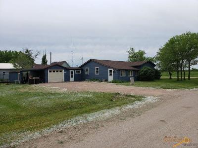 Single Family Home For Sale: 220 W Ash