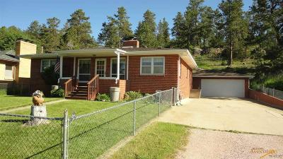 Rapid City Single Family Home For Sale: 5102 Galena Dr