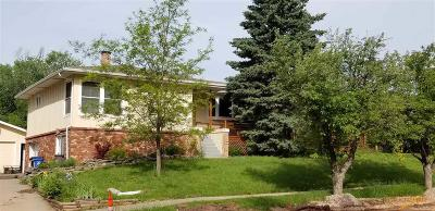 Rapid City Single Family Home For Sale: 1309 38th