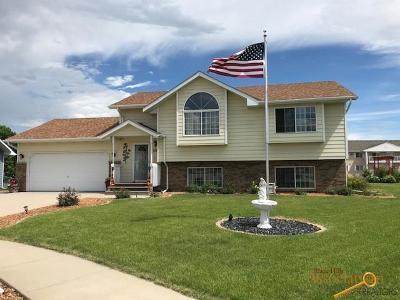Rapid City Single Family Home U/C Contingency: 500 Harrington Ct