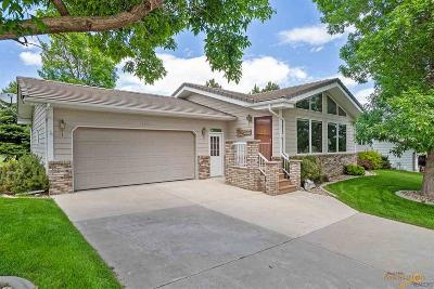 Rapid City Single Family Home For Sale: 4121 Augusta Dr