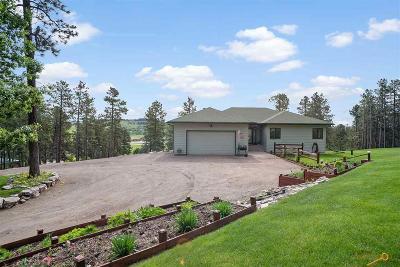 Piedmont Single Family Home U/C Contingency: 12395 Navajo Dr