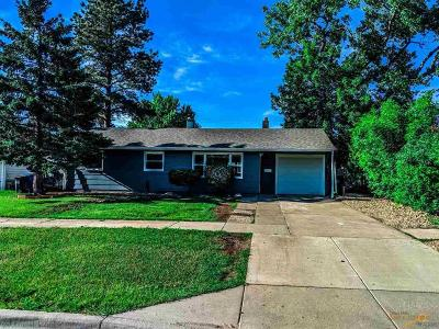 Rapid City Single Family Home For Sale: 329 E Meade