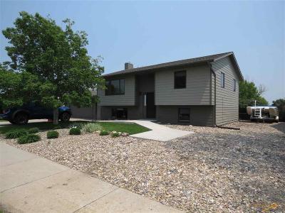 Rapid City Single Family Home For Sale: 4012 Oiler Ln