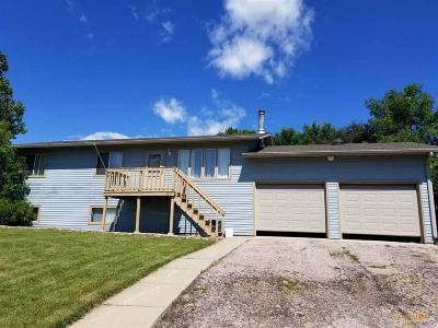 Rapid City Single Family Home For Sale: 6517 Beverly