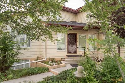 Hot Springs Single Family Home For Sale: 235 N 6th St
