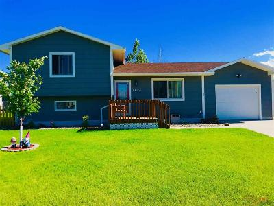 Rapid City Single Family Home For Sale: 4623 Trail Dr